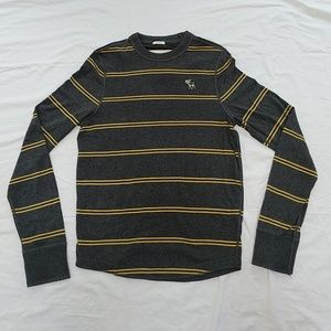 Abercrombie & Fitch Muscle Long Sleeve T Shirt